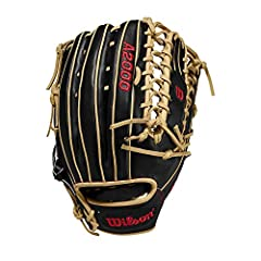 The A2000 OT6 features a one-piece, six finger palm and web and is made with Black and Blonde Pro Stock leather. The OT6 is perfect for outfielders looking for a longer glove with more feel and less rebound. Designed for elite defenders, the ...