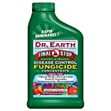 DR EARTH 1023 Disease Fungicide, 24-Ounce