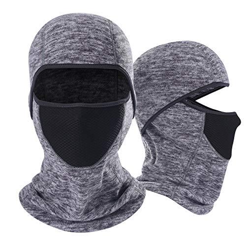 - QINGLONGLIN Balaclava - Cold Weather Face Mask - Windproof Ski Mask Tactical Hood for Men & Women Motorcycling, Snowboarding