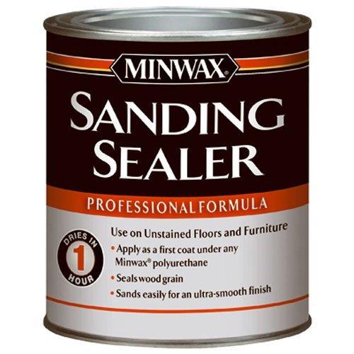 Minwax 154000000 Lacquer Sanding Sealer, Quart by Minwax
