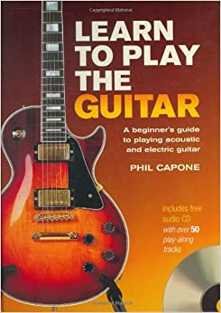 learn to play the guitar music bibles phil capone 9780785821892 books. Black Bedroom Furniture Sets. Home Design Ideas