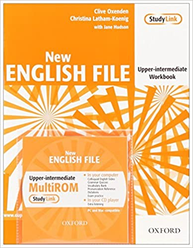 New English File Upper Intermediate Pdf