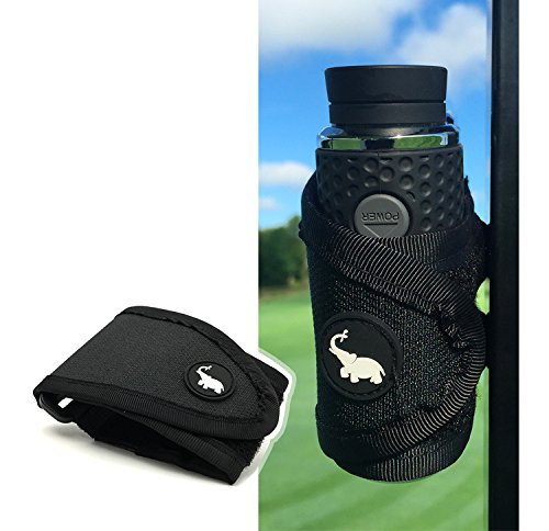 Bushnell Pro X2 Golf Laser Rangefinder | Cart Mount Bundle | Includes Golf Rangefinder (Slope & Non-Slope Function), Carrying Case, Magnetic Golf Cart Mount (Black) and One (1) CR2 Battery by PlayBetter (Image #6)