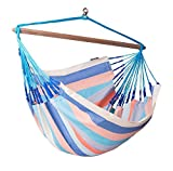 LA SIESTA Domingo Dolphin - Weather-Resistant Lounger Hammock Chair