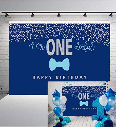 Top 10 recommendation 1st birthday backdrop boy for 2020
