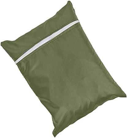 122x39x55cm 122x39x55cm Fastar Outdoor impermeabile leggero mobili da giardino cuscino Storage Bag custodia da trasporto con manico verde militare