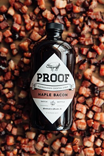 PROOF MAPLE BACON Old Fashioned Cocktail Mixers - 16oz