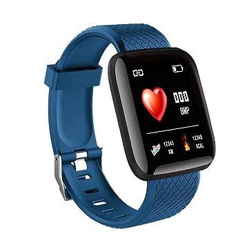 Amazon.com: ZNSBH Smart Watches Fitness Trackers Watch ...
