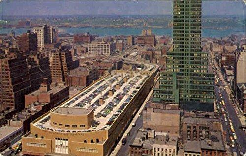 (Port Authority Bus Terminal New York City, New York Original Vintage Postcard)