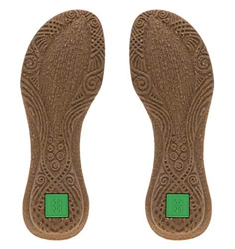 Naturalista Kaki Wakataua N5067 pantolette pantoufles Femme El chaussons Mules dxqBw1dR