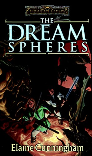 book cover of The Dream Spheres