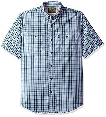 G.H. Bass & Co. Men's Explorer Short Sleeve Button Down Shirt