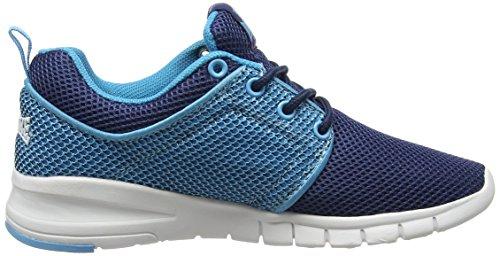 Lonsdale Sivas - Zapatillas de running Niñas azul (Navy/Blue)