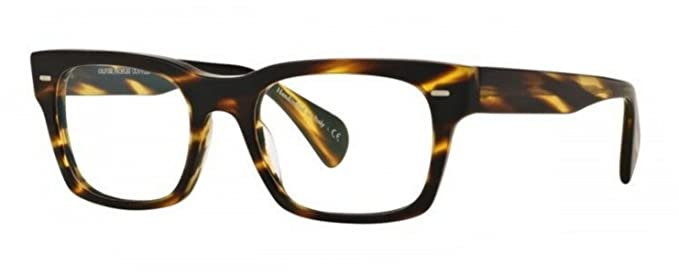 6a06e0f5ca8 Image Unavailable. Image not available for. Color  New Oliver Peoples OV  5332 U 1474 RYCE Semi Matte-Cocobolo ...