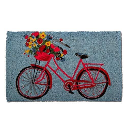 (TAG Bike Rider Coir Mat )