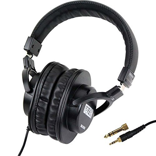 SD GAZER SDG-H5000 180°Rotatable MONITORING HEADPHONES Review