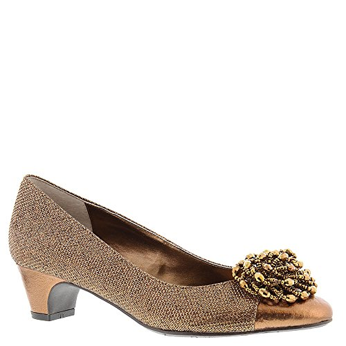 J. Renee Rashana Women's Pump 11 C/D US Bronze