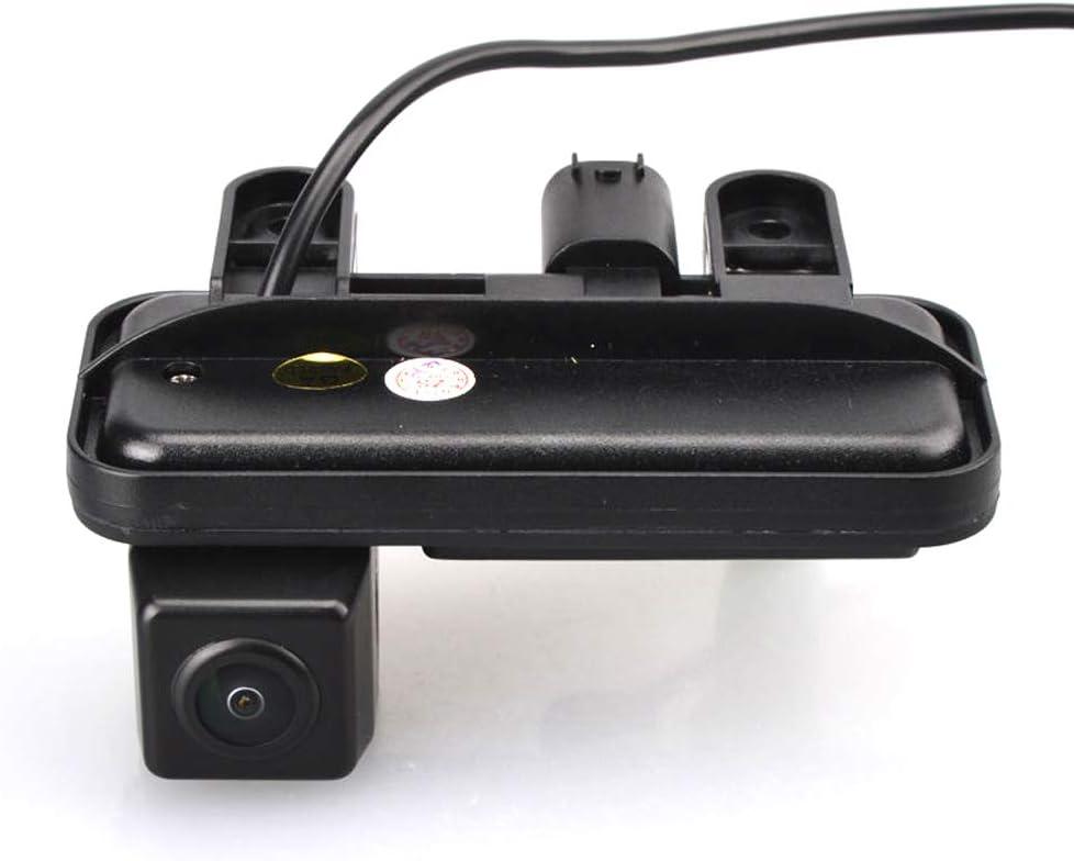 Hd 720p Farb Rückfahrkamera Kennzeichenbeleuchtung Kamera Einparkhilfe Mit Distanzlinien Kompatibel Für Mb Mercedes Benz B