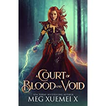 A Court of Blood and Void: an RH Fantasy Romance (War of the Gods Book 1)