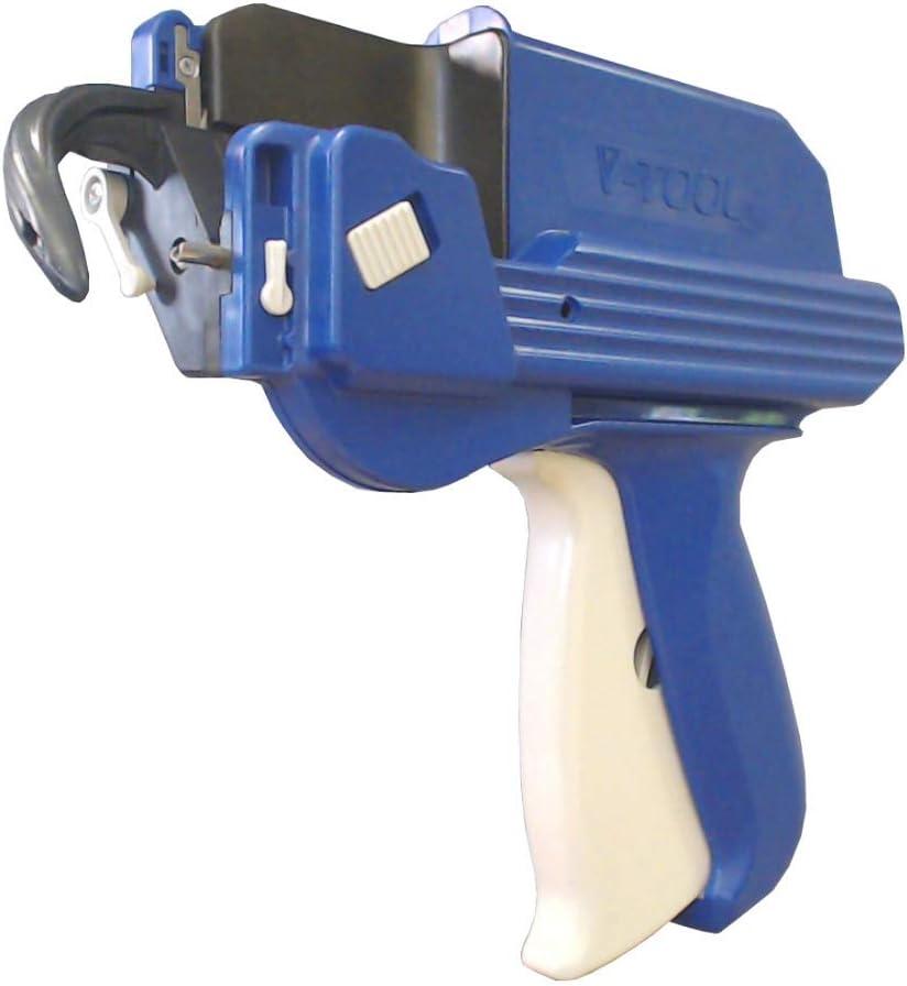 Etikettierpistole V-TOOL f/ür Sicherheitsf/äden V-Fastener