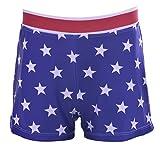 Gsha Girls American Flag Shorts Stars Printed Shorts Gymnastics Dance Athletic Pant Running Shorts