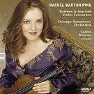 Brahms / Joachim: Violin Concertos
