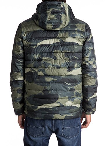 Quiksilver Camo Clover Scaly Chaqueta Resin aislante Four Everyday Leaf Hombre An6Awq1Hr
