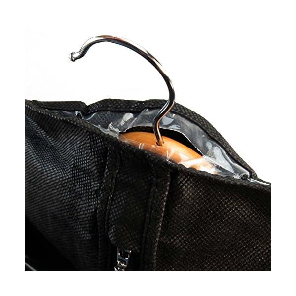 6cd8343fbe81 Hangerworld – Custodia per abiti – Borsa porta abiti da viaggio (100 ...