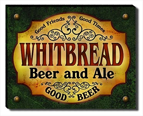 ZuWEE Whitbread Family Beer and Ale Gallery Wrapped Canvas - Whitbread Ale