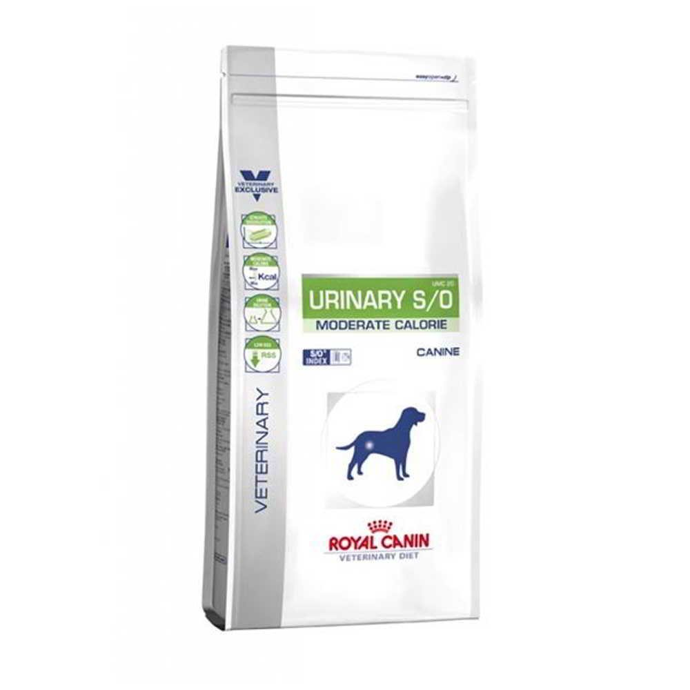 Royal Canin Vet Diet Urinary S/O Moderate Calorie Nourriture pour Chat 1, 5 kg 3182550764544