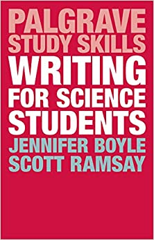 Writing for Science Students (Palgrave Study Skills)