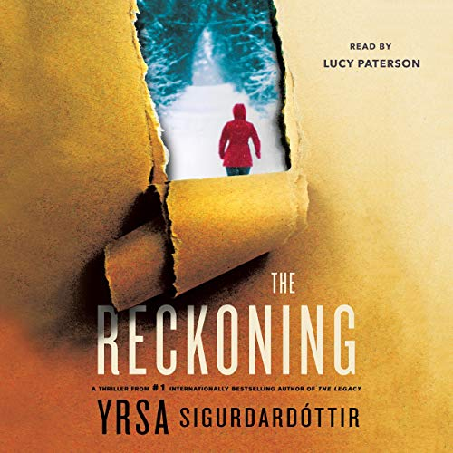 Pdf Thriller The Reckoning: A Thriller: Children's House, Book 2