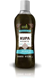 Kupa QH Herbal Organic Hair Growth Shampoo - Guaranteed!