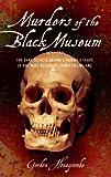 Murders of the Black Museum, Gordon Honeycombe, 1844547159