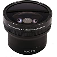 DLS fish eye lens with Macro
