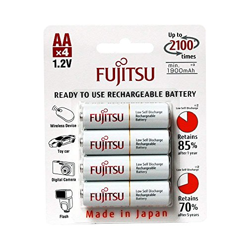 fujitsu battery aa - 5
