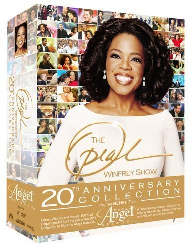 Oprah Winfrey 20th Anniversary Collection 6 disc over 17 hours by Paramount ()