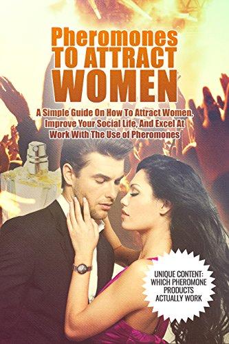 Using pheromones to attract
