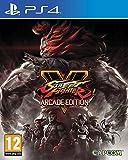 Street Fighter V Arcade Edition (PS4) UK IMPORT REGION FREE