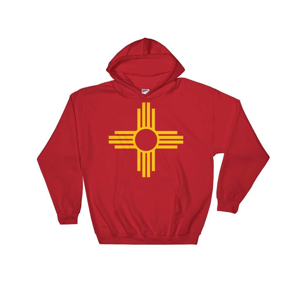 Yellow Heritage Clothing Co New Mexico Zia Hooded Sweatshirt