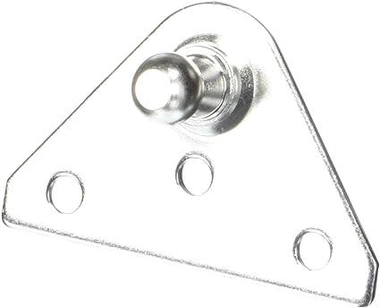 Sierra GS62850 Stainless Steel Flat Bracket