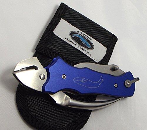 Myerchin Sailors Tool Linerlock Blue