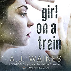 Girl on a Train Audiobook