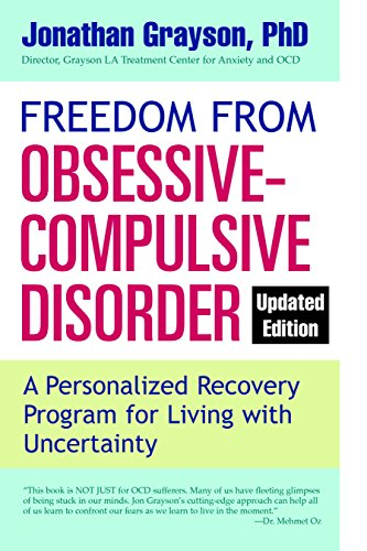 Freedom Obsessive Compulsive Disorder Personalized ebook product image