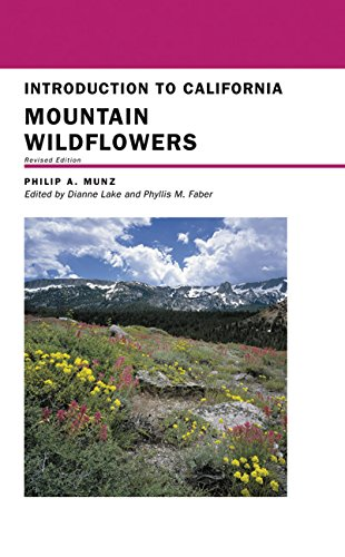 Introduction to California Mountain Wildflowers, Revised Edition