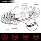 DNA MOTORING OEM-CONV-006 Factory Style Catalytic