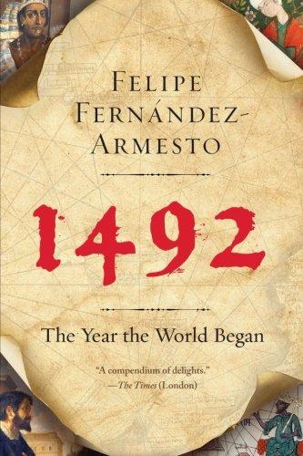 1492:YEAR THE WORLD BEGAN