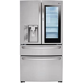 Amazon Com Lg Lmxc23796s 23 Cu Ft Stainless Steel