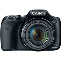 Canon PowerShot SX520 16Digital Camera with 42x Optical...