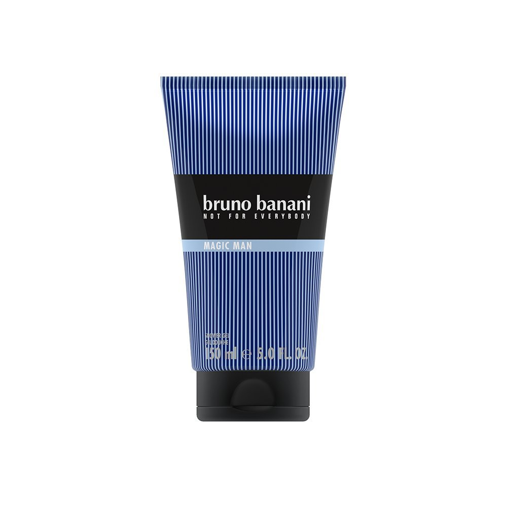 bruno banani Magic Man Deodorant Spray, 1er Pack (1 x 150 ml) 0737052599632